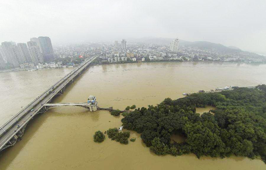发生洪水如何自救
